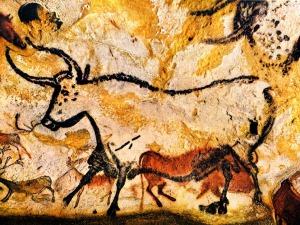 Cave Painting, circa 15,000 BC