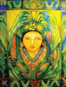 Cherokee Corn Mother